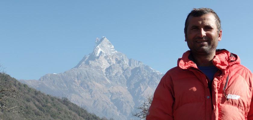Région de l'Annapurna