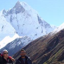 Trek au sanctuaire des Annapurnas