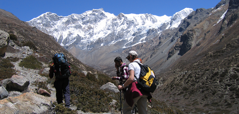 Trek dans la vallée du Langtang