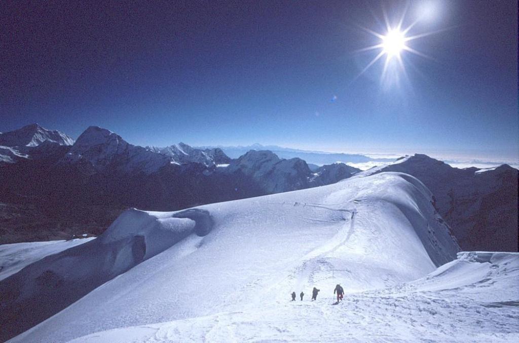 Marra peak