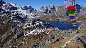 Langtang Vallée Lac sacre de Gosainkunda et Helambu