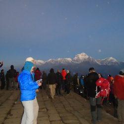 le Balcon des Annapurnas