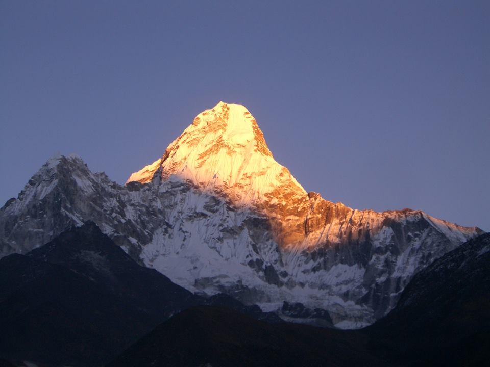 Camp de base de l'Everest Gokyo Chola Pass