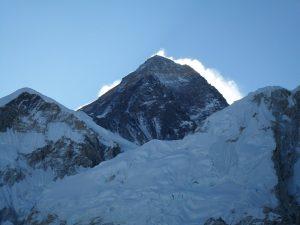 Camp de base de l'Everest