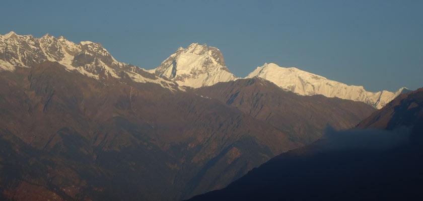 Trekking au Népal