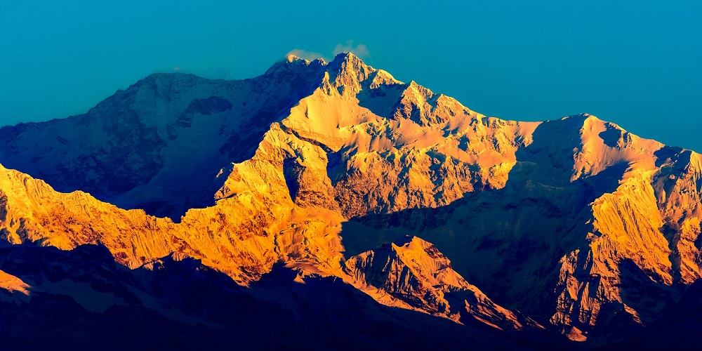 Camp de base du Kangchenjunga Népal