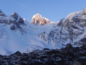 La vallée de la Tsum Ganesh Himal